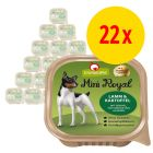 GranataPet Mini Royal 22 x 150 g