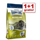1 + 1 gratis!  Happy Dog Supreme 2 x 1 kg