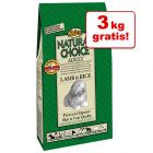 12 + 3 gratis! 15 kg Nutro Natural Choice