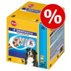 100 + 40 gratis! Pedigree DentaStix