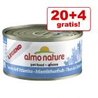 20 + 4 gratis! 24 x 70 g Almo Nature Legend