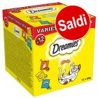 11 + 1 gratis! 12 x 60 g Catisfactions Dreamies Mixbox