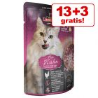 13 + 3 gratis! 16 x 85 g Leonardo Finest Selection