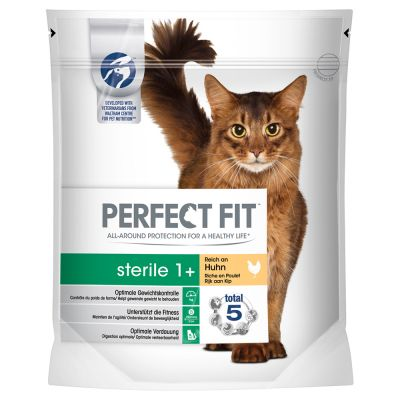 2 + 1 gratis! 3 x 750 g Perfect Fit Droogvoer