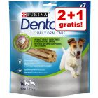 2 + 1 gratis! 3 x Purina Dentalife Snack