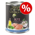 5 + 1 gratis! zooplus Selection 6 x 800 g