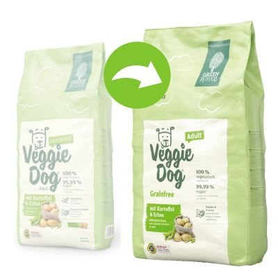 Green Petfood Veggiedog Grainfree Buy Now At Zooplus