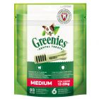 Greenies, Medium