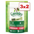 Greenies 3 x 85 g snack dental en oferta: 2 + 1 ¡gratis!
