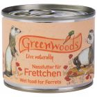 Greenwoods Wet Food for Ferrets