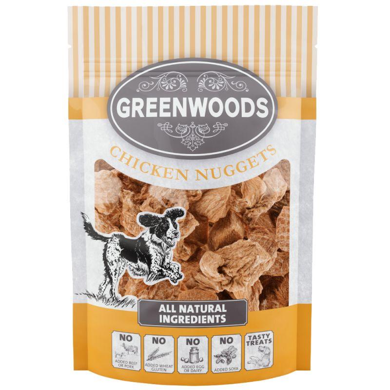Greenwoods Nuggets Chicken Dog Treats
