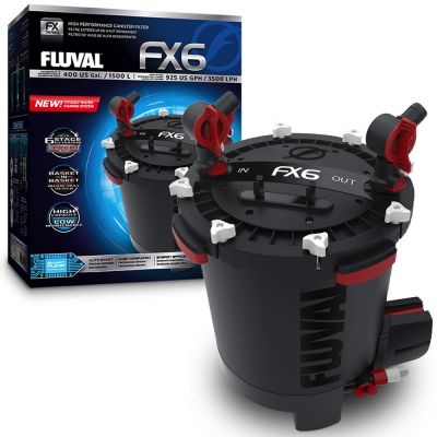 fluval fx6 pris