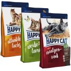 Happy Cat Adult Mix mit 3 Sorten