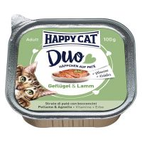 Happy Cat Duo 12 x 100 g