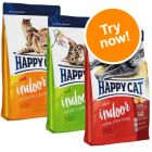 Happy Cat Indoor Adult Mixed Trial Pack 3 x 1.4kg