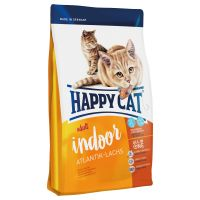 Happy Cat Indoor Adult Salmone dell'Atlantico