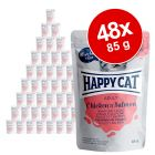 Happy Cat Pouch  Meat in Sauce 48 x 85 g