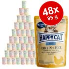 Happy Cat Pouch Mix 48 x 85 g
