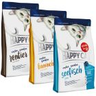 Happy Cat Sensitive Grainfree Ocean Fish, Rabbit & Reindeer -lajitelma