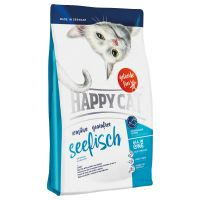 Happy Cat Sensitive Grain-free Pesce di mare