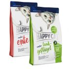 Happy Cat Sensitive Poultry & Duck lajitelma