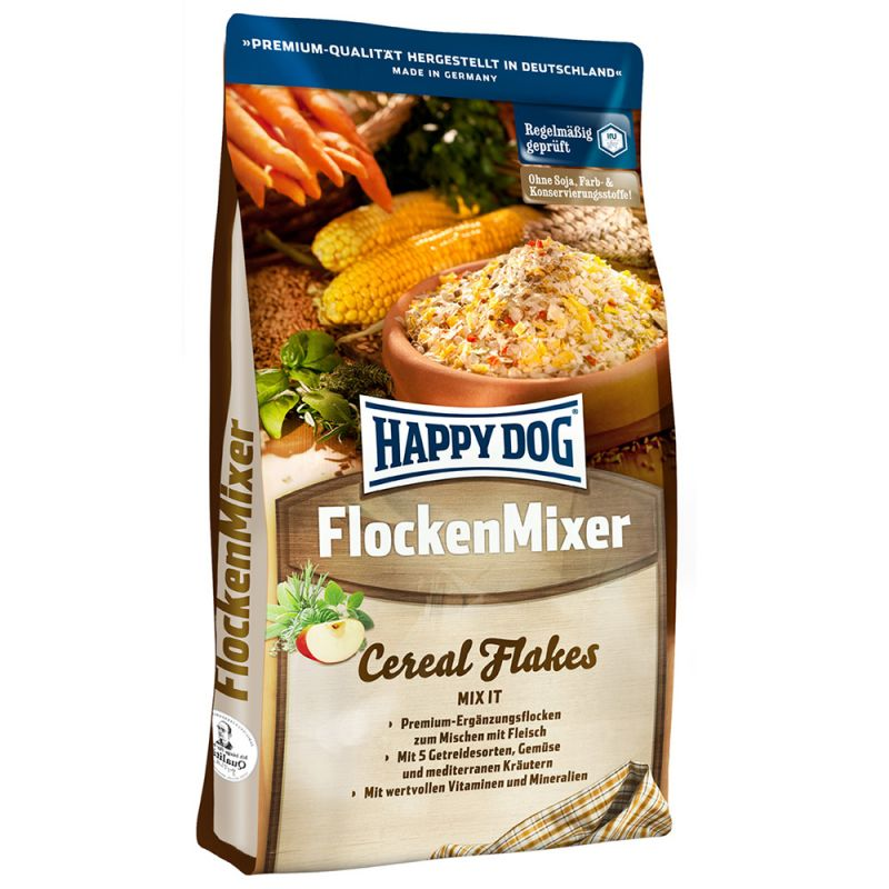 Happy Dog Flake Mixer