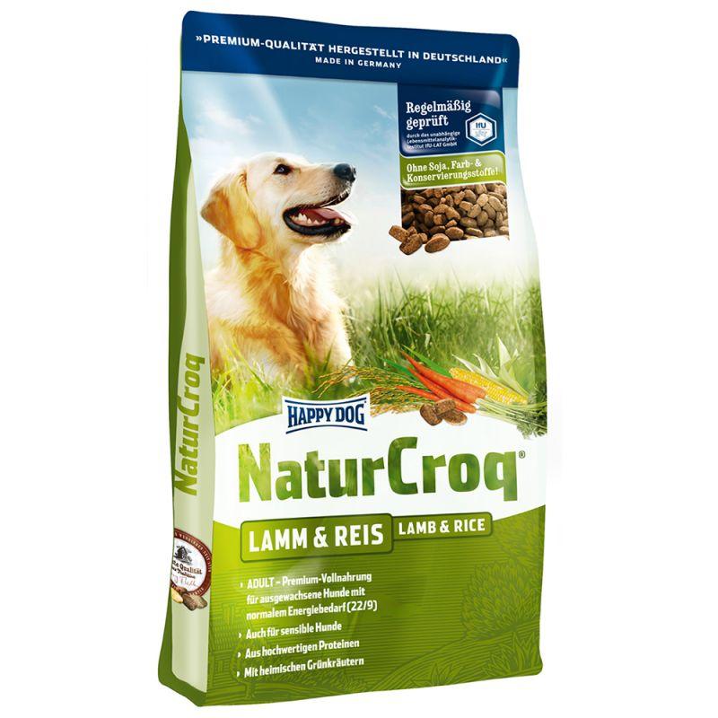 Happy Dog NaturCroq Snack Lamb & Rice