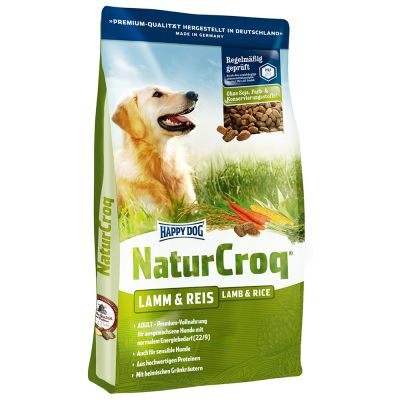 Happy Dog NaturCroq Snack Miel & Orez