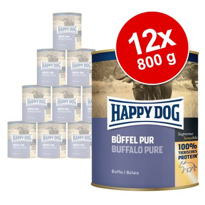 Happy Dog Pur 12 x 800 g