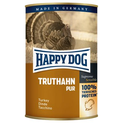 Happy Dog Pur 6 x 400 g