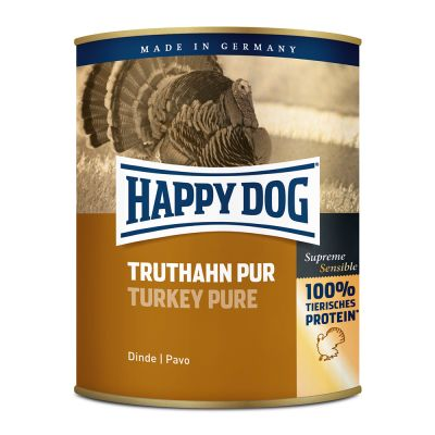 Happy Dog Pur 6 x 800 g