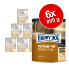 Happy Dog pure 6 x 800 g