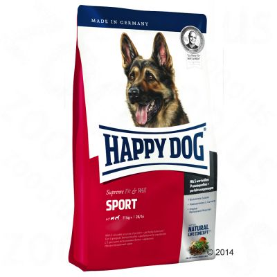 Happy Dog Supreme Adult Fit & Well Sport