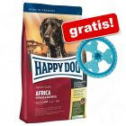 Happy Dog Supreme Africa + Frisbee z TPR s LED svetlom zdarma!