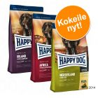 Happy Dog Supreme Culinary World Tour, 3 x 4 kg