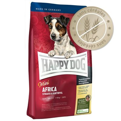 Happy Dog Supreme Mini Afrique