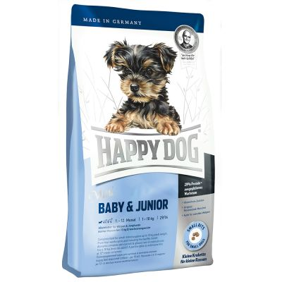 Happy Dog Supreme Mini Baby & Junior Hondenvoer