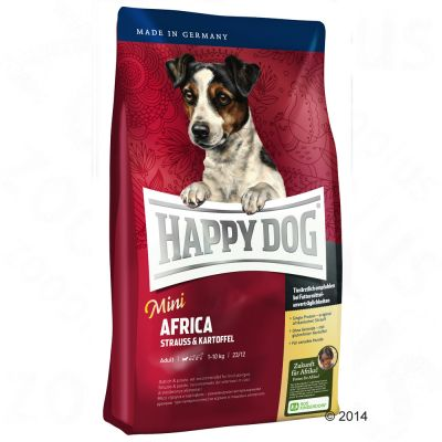 Happy Dog Supreme Mini África