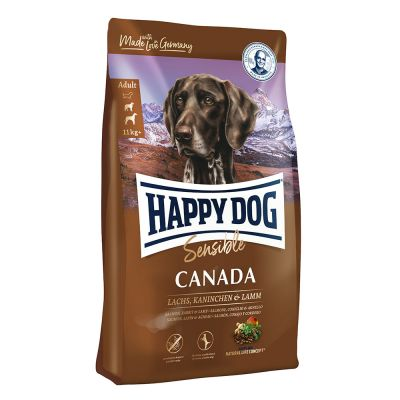 Happy Dog Supreme Sensible Canada - Zalm, Konijn & Lam