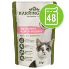 Harringtons Complete Adult Cat Saver Pack 48 x 85g
