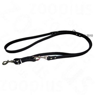 Heim Riveted Dog Lead - Black