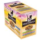 Hill's Ideal Balance Feline Adult Pouches Mixed Pack