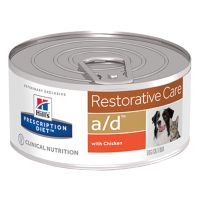Hill's a/d Prescription Diet Restorative Care latas para perros y gatos