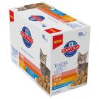 Hill's Adult Light Multipack 12 x 85 g para gatos