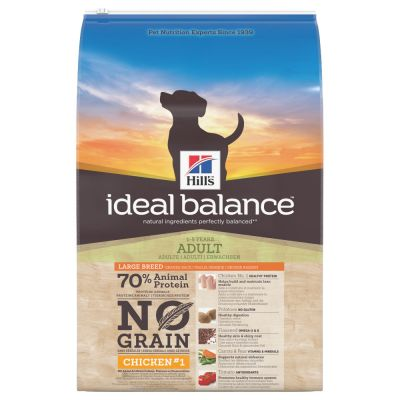 Hill's Canine Ideal Balance Adult Large No Grain Pollo & Patate