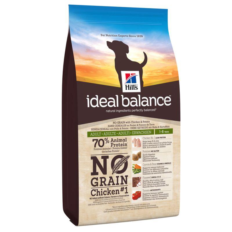Hill's Canine Ideal Balance Adult No Grain Chicken & Potato