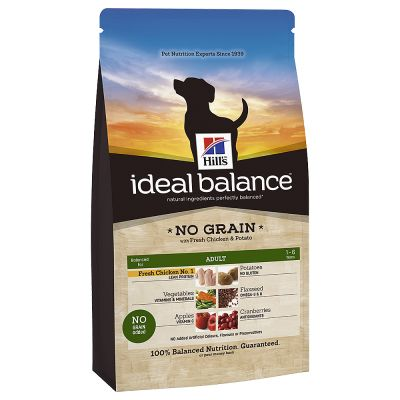 Hill's Canine Ideal Balance Adult No Grain Pollo & Patate