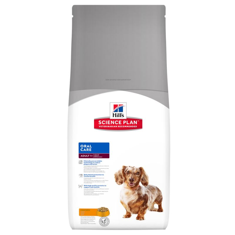 Hill's Canine Oral Care hundfoder