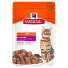 Hill's Feline Adult 1-6 Optimal Care 6 x 85 g
