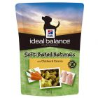 Hill's Ideal Balance con pollo y zanahoria snacks para perros